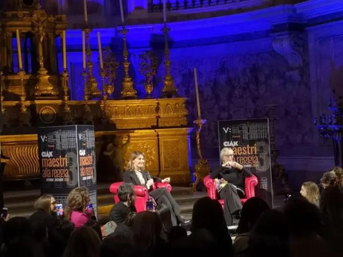 Paola Cortellesi incontra Caserta | Intervista