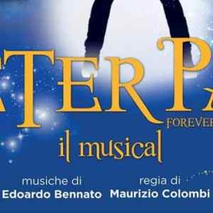 TEATRO AUGUSTEO | PETER PAN FOREVER - Il Musical vola a Napoli!