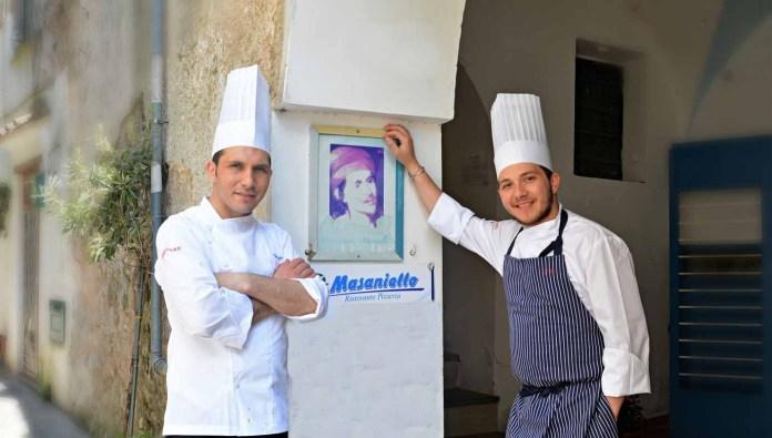 ristorante masaniello