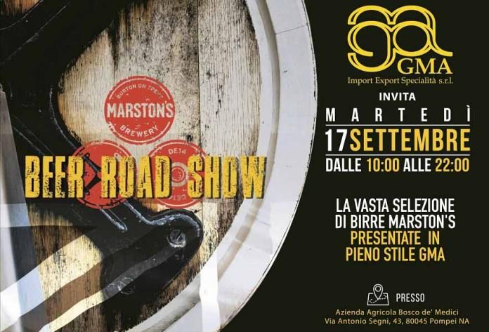 Beer Road Show