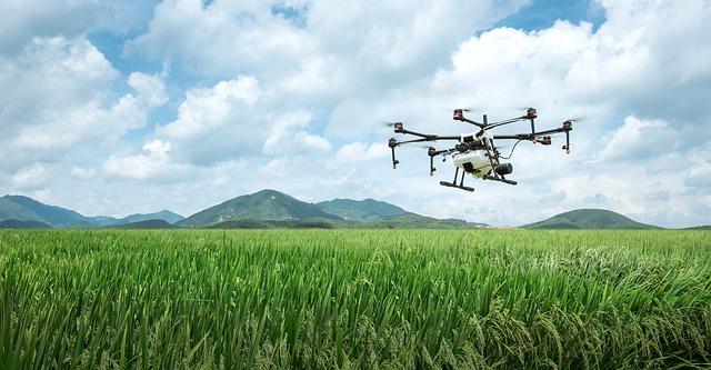 drone agricoltura