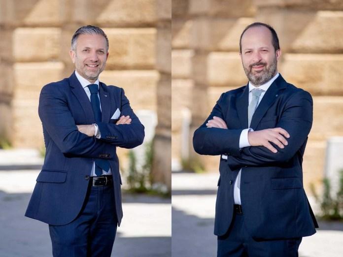 Giuseppe Giorgianni e Davide Morici