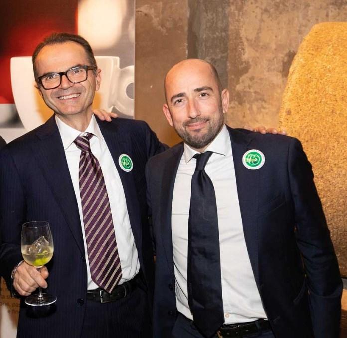 Luciano Spigaroli e Cesare Carbone