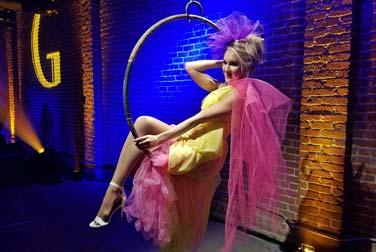 Die schönen Dinge des Burlesque: Drama, Märchen, Showbiz