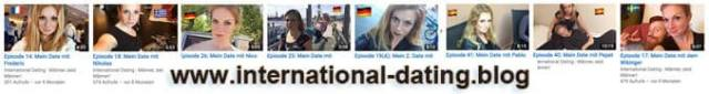International Dating Blog by Helga Unterwasser