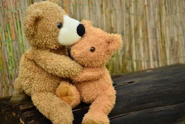 Starke Emotionen: Warum Männer kuscheln