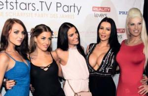 NetstarsTV Party 2018 zur Venus in Berlin