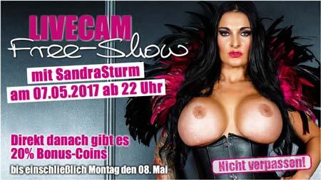 Free-Show Sandra Sturm