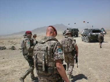 Sex bei der Bundeswehr während der Dienstzeit