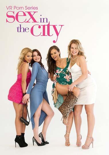 Sex in the City - Virtual Reality Porno Serie
