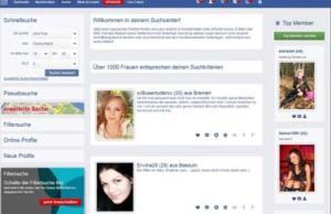 Social Dating Community Blaukontakt