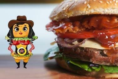 Guten Appetit: Der Texas Patti Burger ist da!