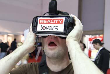 Mit Virtual-Reality-Erotik Ängste überwinden