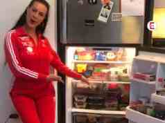 Great action: Texas Patti helps and fills 5 refrigerators