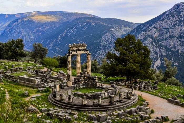 A journey across history and spirituality: Athens, Delphi, Meteora & Corfu