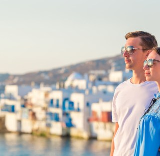 Chasing the cosmopolitan thrill: Athens & Mykonos