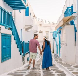 Exploring the mecca of Greek romance: Athens, Mykonos & Santorini