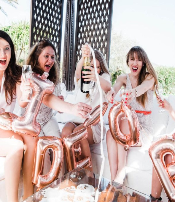 Ideas for your Bachelor or Bachelorette Party in Greece