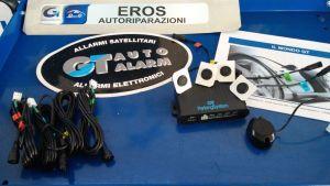 Sensori di parcheggio per auto e furgone