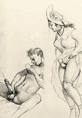 Erotic Art By Fameni