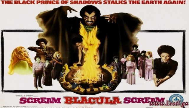 Scream Blacula Scream (1973) watch online