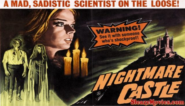 Nightmare Castle (1965) Watch Online Movie