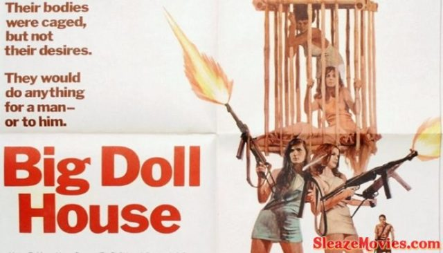 Big Doll House (1971) watch online