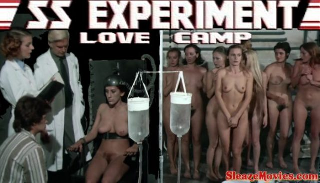 SS Experiment Love Camp (1976) watch uncut (Remastered)