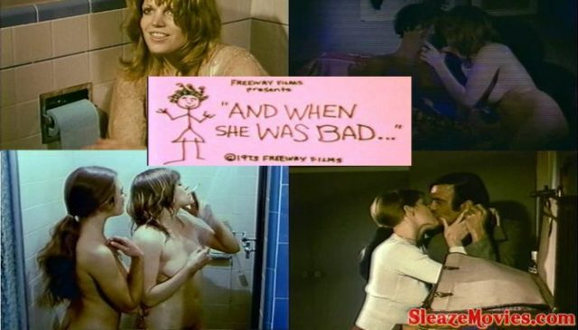 And When She Was Bad (1973) watch online