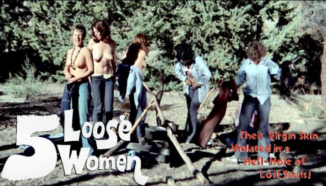 Five Loose Women (1974) watch online
