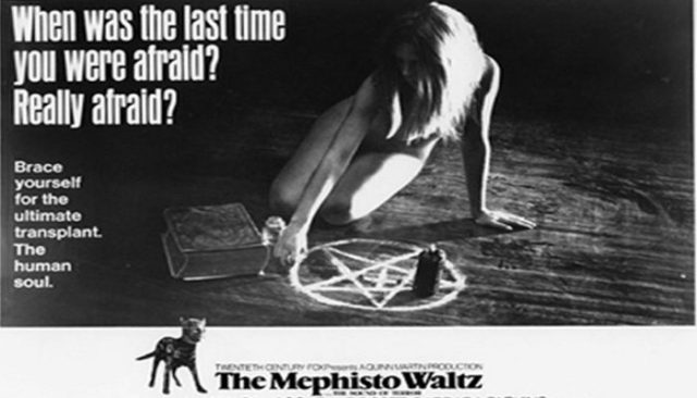 The Mephisto Waltz (1971) watch online