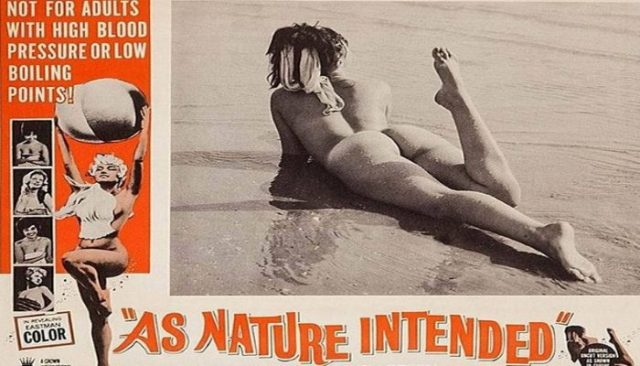 Naked as Nature Intended (1961) watch online