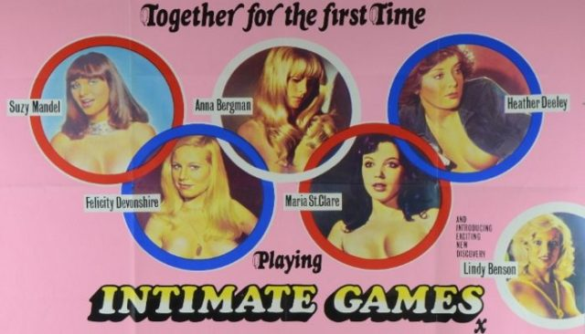 Intimate Games (1976) watch softcore