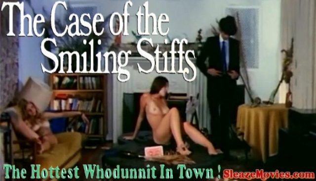 The Case of the Smiling Stiffs (1973) watch uncut