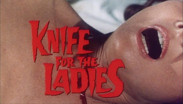 Knife For The Ladies (1974) watch online