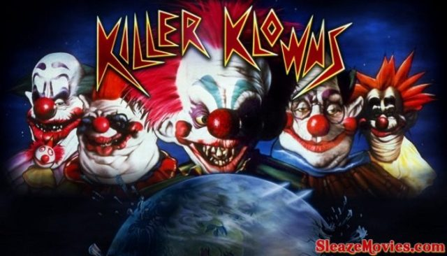 Killer Klowns From Outer Space (1988) watch online