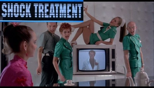 Shock Treatment (1981) watch online