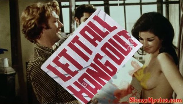 Let It All Hang Out (1969) watch online