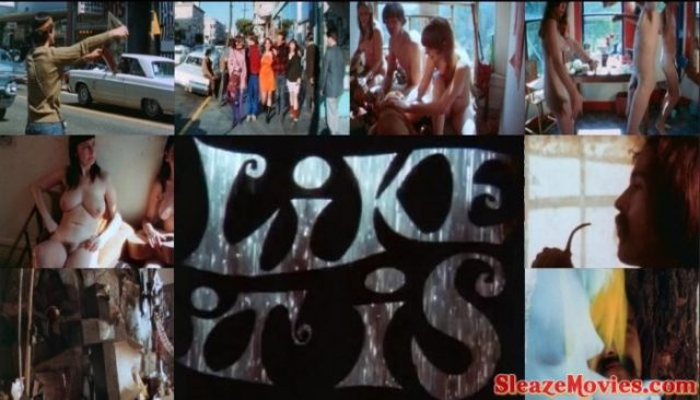 Like It Is (1968) watch Hippies Documentary