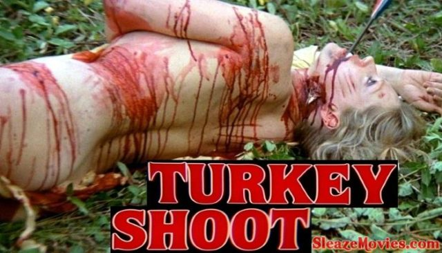 Turkey Shoot (1982) watch online cult movie