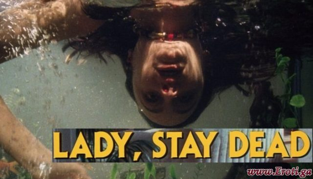 Lady Stay Dead (1981) watch rare thriller