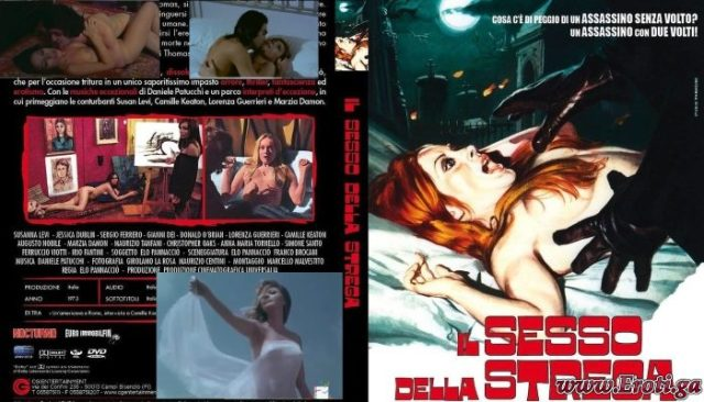 Sex of the Witch aka Il Sesso Della Strega (1973) watch online