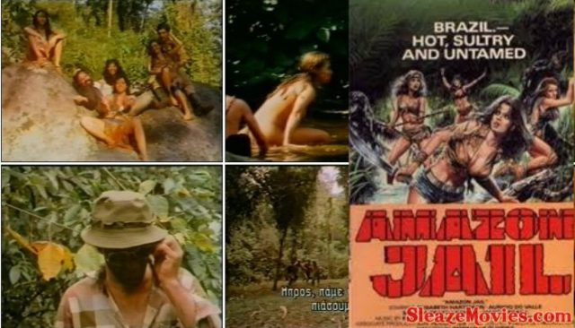 Amazon Jail 2 (1987) watch online