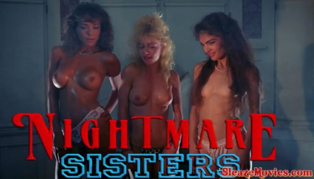 Nightmare Sisters (1988) watch uncut