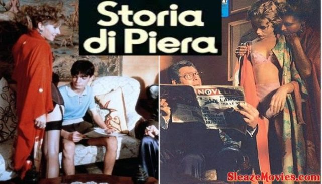 Story of Piera (1983) watch online