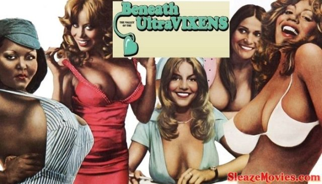 Beneath the Valley of the Ultra-Vixens (1979) watch online