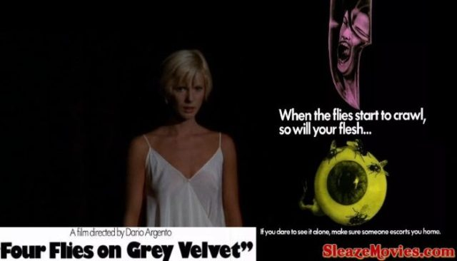 Four Flies on Grey Velvet (1971) watch online