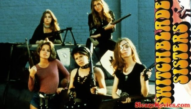 Switchblade Sisters (1975) watch online