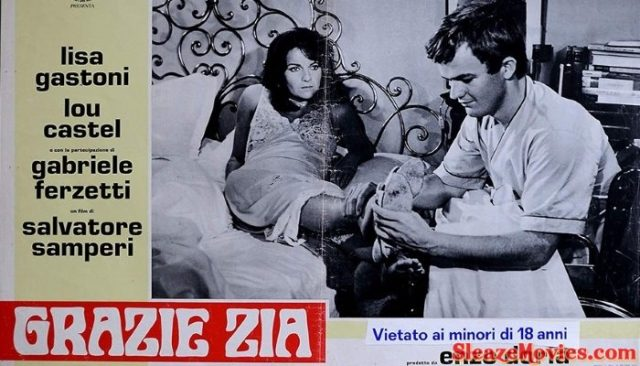 Thank You Aunt aka Grazie Zia (1968) watch online