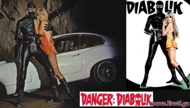 Danger: Diabolik (1968) watch online